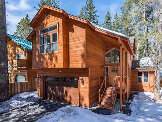 Brand-New 4BR, 2.5BA South Lake Tahoe Home - Near Heavenly & Camp Richardson