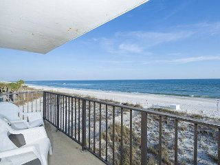 3BR, 3BA Orange Beach Lei Lani Condo w/Gulf-front Balcony—3 Pools, Beach