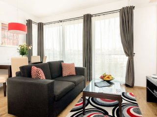 1.4 km from the center of Budapest with Air conditioning, Lift, Parking, Terrace