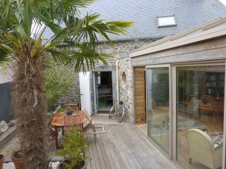 Le Clos Saint Jacques an authentic family house between land and sea in Bretagne, Plurien