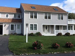 Ocean-view 4BR 4.5 BA W. Yarmouth House w/ Private Neighborhood Beach, West Yarmouth