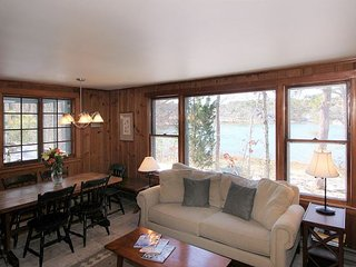 4BR West-Facing Pure Waterfront Home in Orleans, Overlooking Arey's Pond