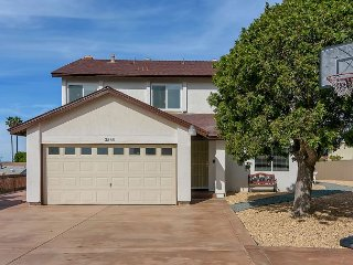 Secluded 5BR, 3BA San Diego Home w/Game Room - 10 Minute Drive to the Beach