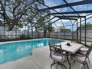 Dog-Friendly 2BR, 2BA Clearwater House w/ Pool, 5 Minutes from the Beach
