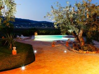 Villa con espectaculas vistas a Lliber y Xalo