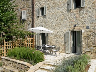 Casa dei Sogni, Stefano - An attractive air conditioned stone farmhouse with Private Pool -  set within a  small Tuscan borgo