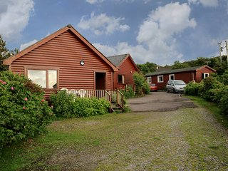 Cosy Lodge, sleeps 5ppl- Nr Arisaig & the Beach