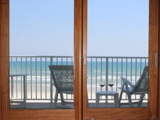 Amazing Views Direct Oceanfront Condo on No Drive Beach