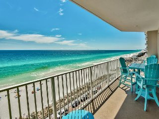 Beautiful Unobstructed GULF VIEW DLX Condo*Resort Pool/HotTub +FREE VIP Perks