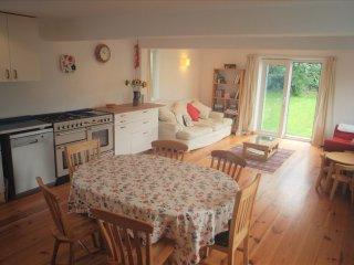 Spacious Eco Family Home in Dartington