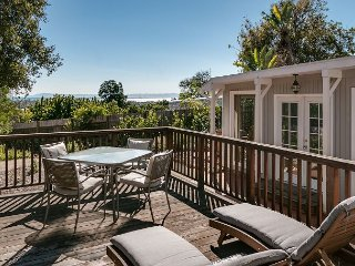 Secluded Cottage w/ Hot Tub & Ocean Views - Minutes to the Beach