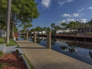 3BR/3BA Updated Modern Riverland Home w/ Pool & Game Room—5 Miles to Beach