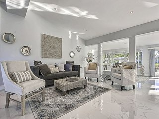 4BR/3BA Updated Modern Riverland Home w/ Pool & Game Room—5 Miles to Beach