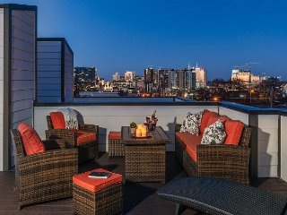 Elevated Escape w/ Rooftop Deck & Unobstructed Skyline View