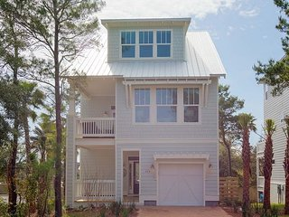 New 3BR Cottage near 30A Rosemary Beach with 2 Master Suites, Panama City Beach