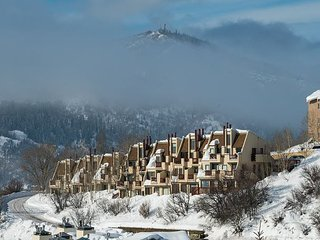 1BR/2BA STEAMBOAT SPRINGS CONDO with STUNNING VIEWS of the SLOPES