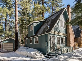 3BR, 2BA South Lake Tahoe House: Near Heavenly & Camp Richardson