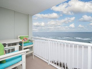 2BR, 2BA Gulf-front Orange Beach Tradewinds Condo w/Pools and Private Beach