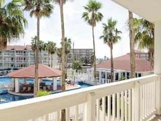 2BR, 2BA Resort-Style South Padre Island Gulfpoint Condo w/ Pools & Gym