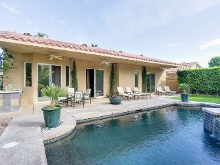 3BR/2BA Cathedral City Home—Large Backyard w/Pool & Hot Tub, Luxury