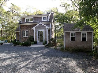 1BR, 1.5BA South Wellfleet House on the Estuary and Wildlife Sanctuary