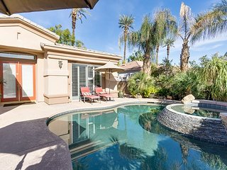 3BR, 2BA Palm Springs House w/ Gorgeous Backyard – Close to BNP Tennis Event
