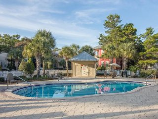 3BR, 2.5BA Breezy Old Florida Village House – Near Dining & Beach, Santa Rosa Beach