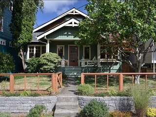 Updated 3BR Craftsman w/ Fenced Yards & 2 Decks – Walk to Shopping & Dining