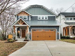 New, High-End East Nashville Home