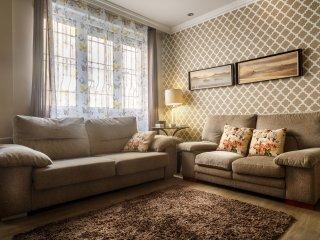 Precioso y acogedor piso centro Bilbao 25% dcto reservas última hora.