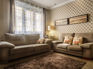Precioso y acogedor piso centro Bilbao con WIFI