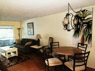 Tropical Dreams 2 Br with all new furniture 2 King beds, Near Siesta Key unit #4