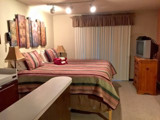 Snowline Lodge Condo #46 - Great for skiers and hikers on a budget!
