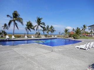 Playa Barqueta Beachfront Condo - Private end unit