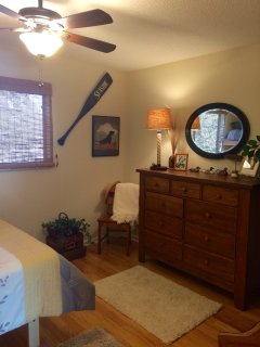 Guest bedroom 2nd floor