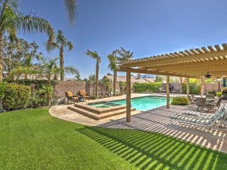 NEW! 4BR La Quinta House w/ Private Pool & Spa!