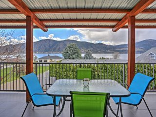 NEW! 4BR Manson Home w/ Lakefront Views!