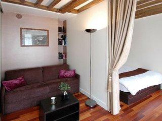 Marais Beaubourg apartment in 03eme - Temple - Le…