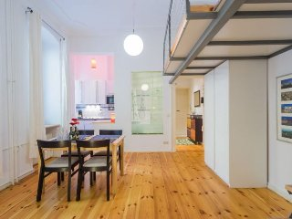 Urban Mit Pistazie apartment in Kreuzberg {#has_l…, Berlino