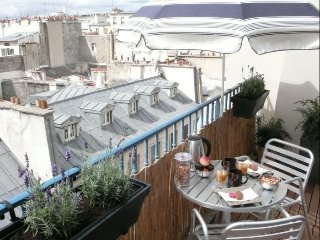 Marais au Soleil apartment in 03ème - Temple - Le…, París