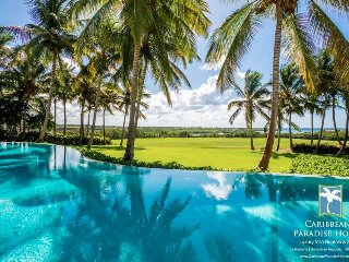 Stunning Ocean View Villa, Huge Infinity Pool, Palapa, Full Staff incl. Chef, AC