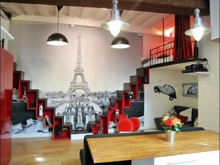Sauveur Salon apartment in 02ème - La Bourse {#ha…, Paris