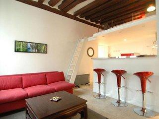 Marais Rouge apartment in 03eme - Temple - Le Mar…
