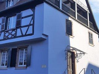 Gite A L' Ancienne Ecole. Eguisheim, Alsace.