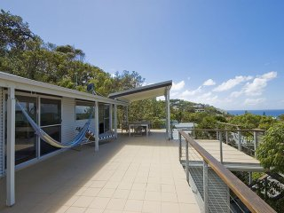 TOP DECK   -   193 Boomerang Drive Blueys Beach