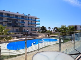 UHC MAR AUGUSTA 143: beautiful ground floor duplex apartment in Cambrils center