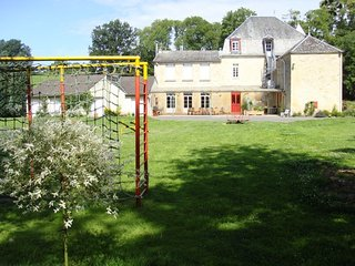 Apartment with 6 bedrooms in Lametz, with furnished garden and WiFi, Attigny