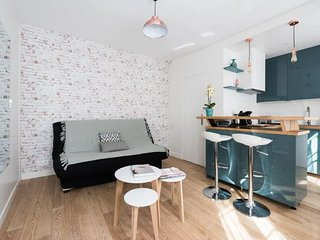 Modern Montorgueil Studio apartment in 02ème - La…, Paris