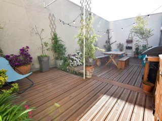 Marcat - Appart 2 cm et grande terrasse