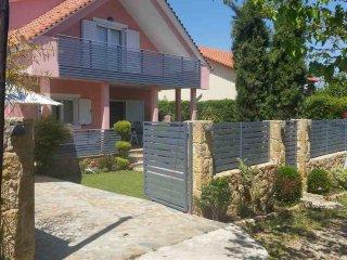 Two-storey family garden villa near the Sea